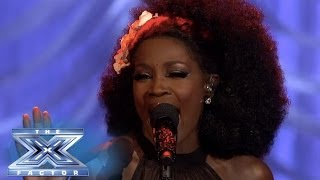 "Lillie McCloud Sings Like It's ""Summertime"" - THE X FACTOR USA 2013"