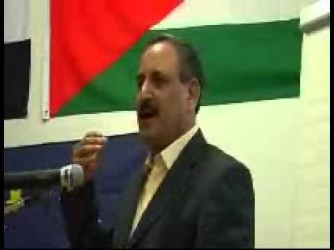 كلمة الدكتور ابو محمد في مؤتمر المغتربين في المانيا