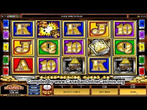 Gopher Gold Slots