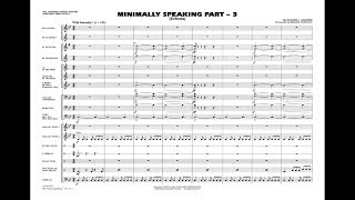 Download Lagu Minimally Speaking - Part 3 (Echoes) by Richard L. Saucedo Mp3