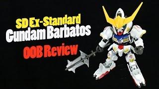 Nonton 734   Sd Ex Standard Gundam Barbatos  Oob Review  Film Subtitle Indonesia Streaming Movie Download