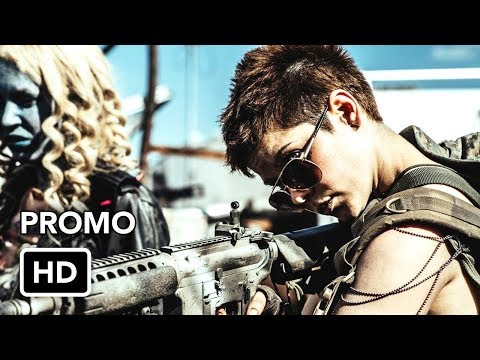 "Z Nation 4x04 Promo ""A New Mission: Keep Moving"" (HD) Season 4 Episode 4 Promo"
