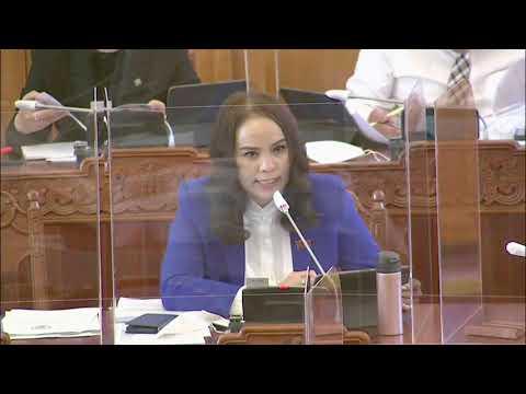 Ц.Мөнхцэцэг: Олон улсын жишгээр парламентын шүүхийн дайтай ажиллана
