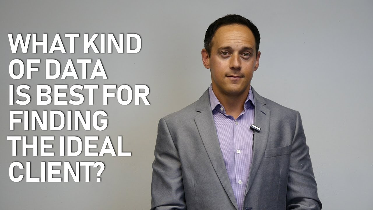 How Data Can Help You Locate the Ideal Client & Boost Your ROI