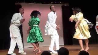 Guragigna Dance - Minnesota's Andinet Dance Group - Ethiopia [ESA]