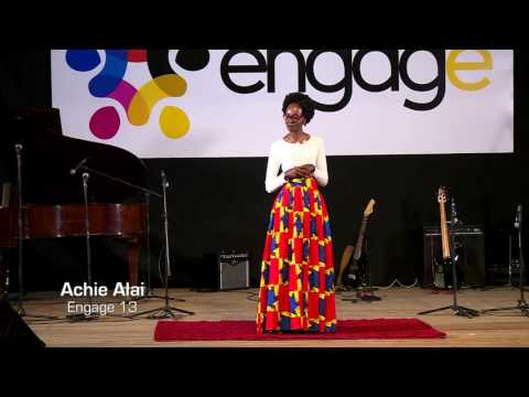 Engage 13 With - Achie Alai