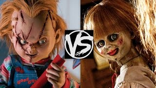 Video Chucky VS Annabelle...Which Is The Scariest? A Child's Play VS Annabelle The Movie Scary Battle! MP3, 3GP, MP4, WEBM, AVI, FLV Juni 2018