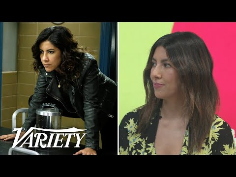 'Brooklyn 99' Star Stephanie Beatriz Shows Off Her Rosa Diaz Voice & Teases 'In the Heights'