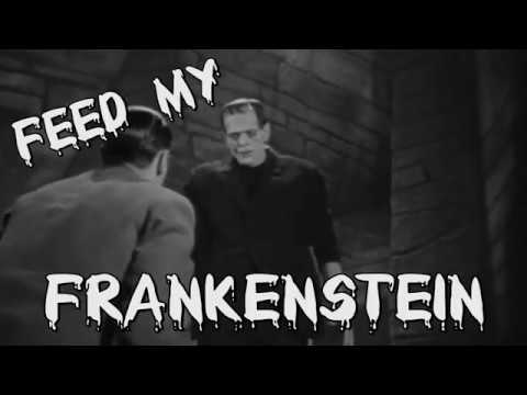 Alice Cooper-Feed My Frankenstein (Unofficial Music Video)