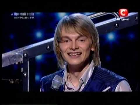«Україна має талант-3» ФИНАЛ - Виталий Лузкарь (видео)