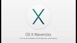 how to create a mavericks usb installer