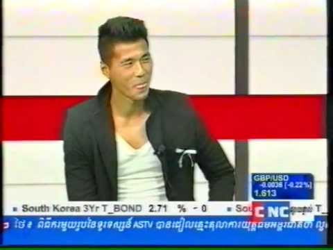 Thierry Chantha Bin, Interview With Cnc (13-01-13)