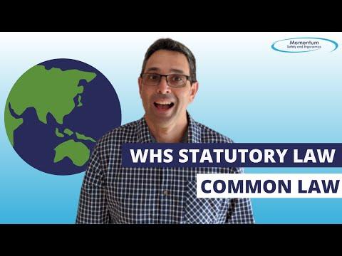 Health and Safety Legislation in Australia