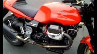 8. 2004 Moto Guzzi V11 Sport Ballabio