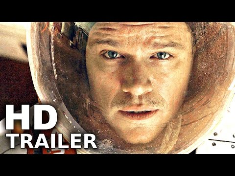 DER MARSIANER - Trailer German Deutsch (2015) Matt Damon