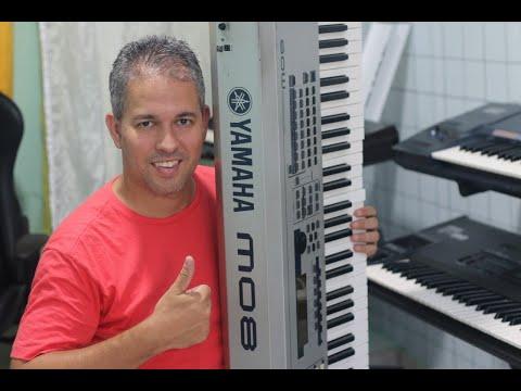 YAMAHA MO6/8 (TEST SOUNDS) FACTORY PRESETS by Tiago Mallen #yamahamo8 #yamahamo6