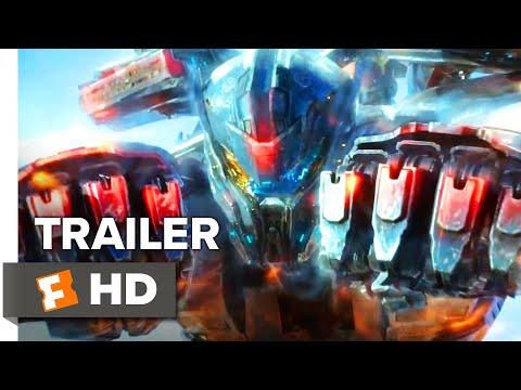 Pacific Rim: Uprising IMAX Trailer (2018) | Movieclips Trailers (видео)