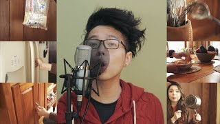Forever Alone - JustaTee (Nhà Bếp Cover) ft.Trinh Pham, justatee, nhac justatee, ca khuc justatee