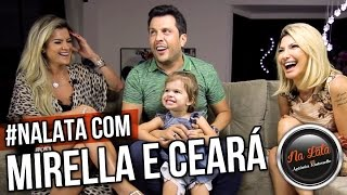No programa de hoje vamos entrevistar este casal lindo que eu amo de paixão! Mirella Santos e Wellington Muniz, O Ceará...