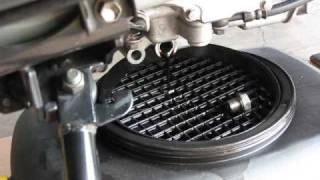 8. Burgman 650 - DIY - Engine Oil Change