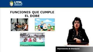 UTPL DEPARTAMENTO DE ORIENTACIÓN Y BIENESTAR ESTUDIANTIL (DOBE) [(PSICOLOGÍA)(ORIENTACIÓN)]