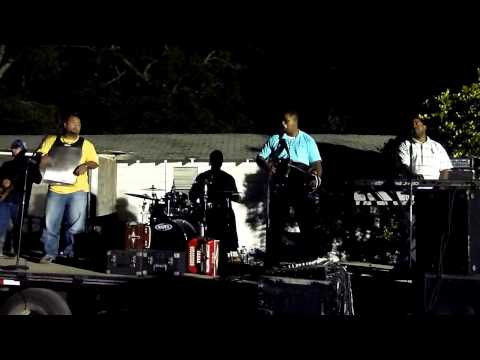 Brad Randall & the Zydeco Ballers - Dog Hill - Death Valley VIP Trail Ride