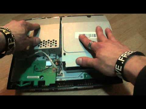 how to fix playstation yellow light