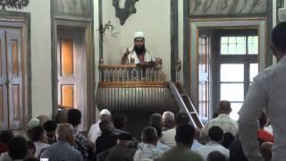 Fudajl ibn Ijadi dhe Abdullah ibn Mubereku (Letrat e dërguara njëri tjetrit) - Hoxhë Muharem Ismaili