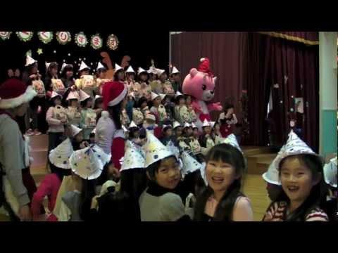 111215_札幌若葉幼稚園クリスマス会2011☆MOVIE