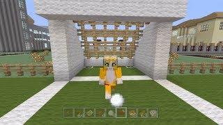 Minecraft Xbox - Galaxy City - World Tour - Part 3