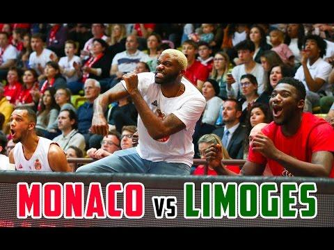 Teaser AS Monaco - Limoges CSP
