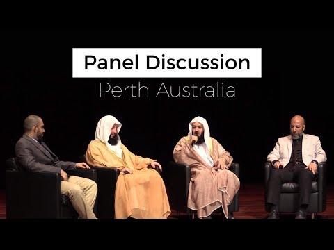 Panel Discussion - Perth Australia