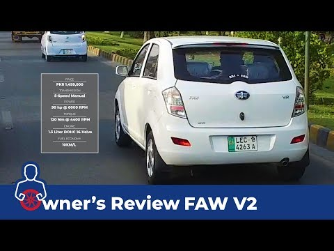 FAW V2 2018 Owner's Review: Price, Specs & Features | PakWheels