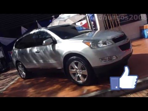 2014 Chevrolet Traverse LT 2014 video review Caracteristicas venta versión Colombia