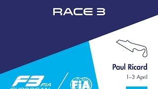 3rd race of the 2016 season / 3rd race at Paul Ricard