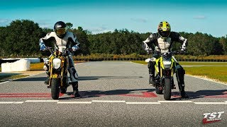 1. Old vs New: Honda Grom - Which is the better bike?