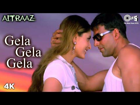 Gela Gela Gela | Akshay Kumar | Kareena Kapoor | Adnan Sami | Sunidhi Chauhan | Aitraaz | Hit Song