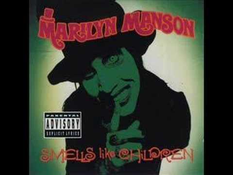 Tekst piosenki Marilyn Manson - Dancing with the one-legged... po polsku
