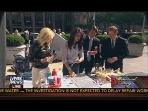 Memorial Day BBQ Gadgets on FOX & Friends