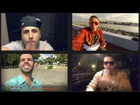 Una Cita Remix -  Alkilados /(Video SELFIE Oficial )