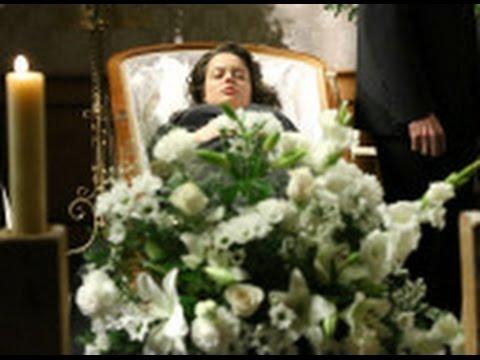 il segreto - la morte di sol: la veglia funebre a la quinta