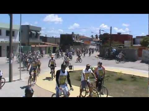 Chegada Academia das cidades Barra de Jangada