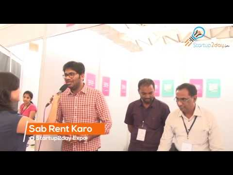 Sab Rent Karo with startup2day