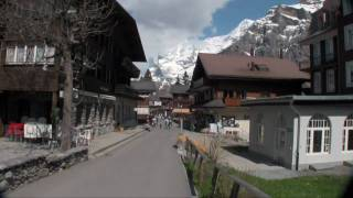 Murren Switzerland  city pictures gallery : Walk Murren Switzerland