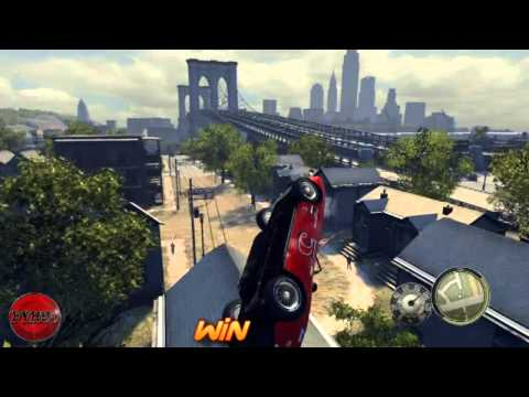 Mafia 2 Stunt Montage Pt.2