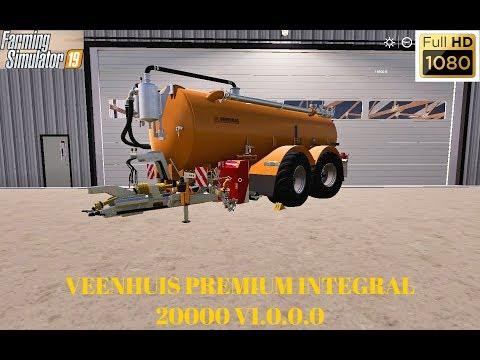 Veenhuis Premium Integral 20000 v1.0.0.0
