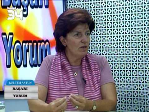 Kanal 34 Meltem Satun Başarı Yorum Programı