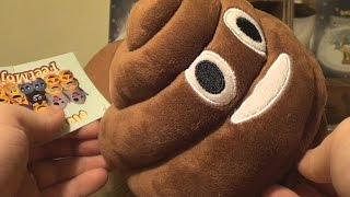 Poo Emoji Slippers! Fan Mail Friday #94 by SkulShurtugalTCG