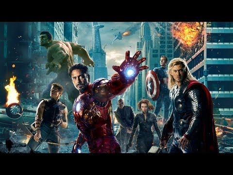 \'The Avengers\' Movie Review