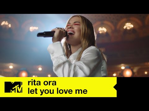 Rita Ora Performs 'Let You Love Me' Live from Sydney 2021 | World Stage | MTV Music